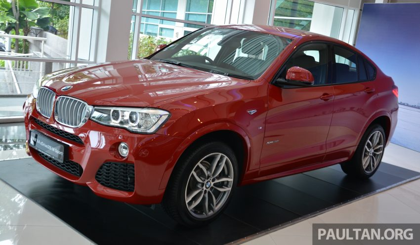 BMW Malaysia announces local assembly for the F48 BMW X1 and F26 BMW X4 – production from mid-year Image #483690