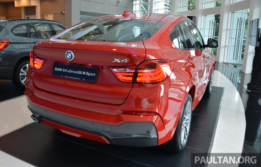 BMW Malaysia announces local assembly for the F48 BMW X1 and F26 BMW X4 – production from mid-year Image #483688