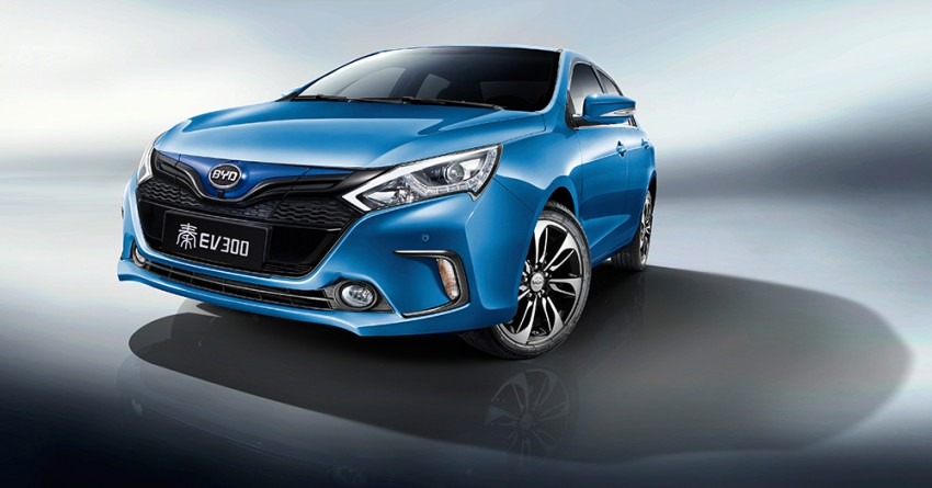 BYD claims it makes the world's best electric cars Image #473593