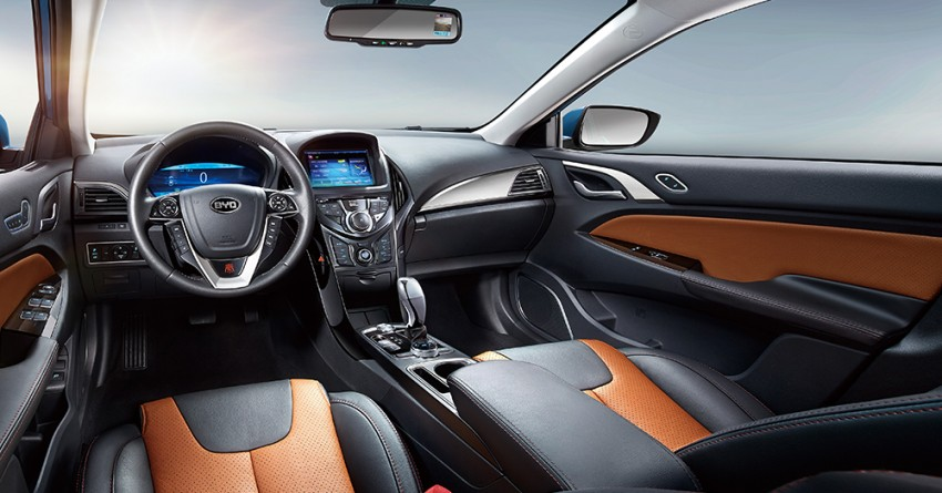 BYD claims it makes the world's best electric cars Image #473598