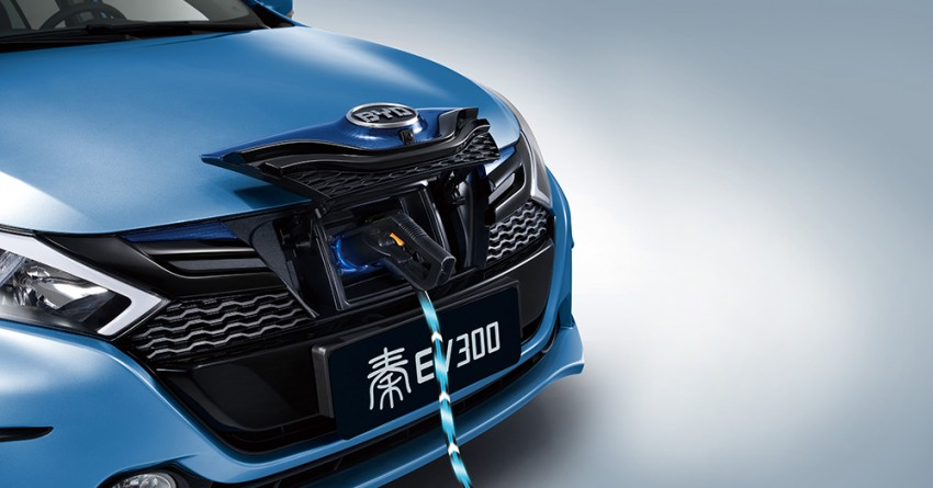 BYD claims it makes the world's best electric cars Image #473599