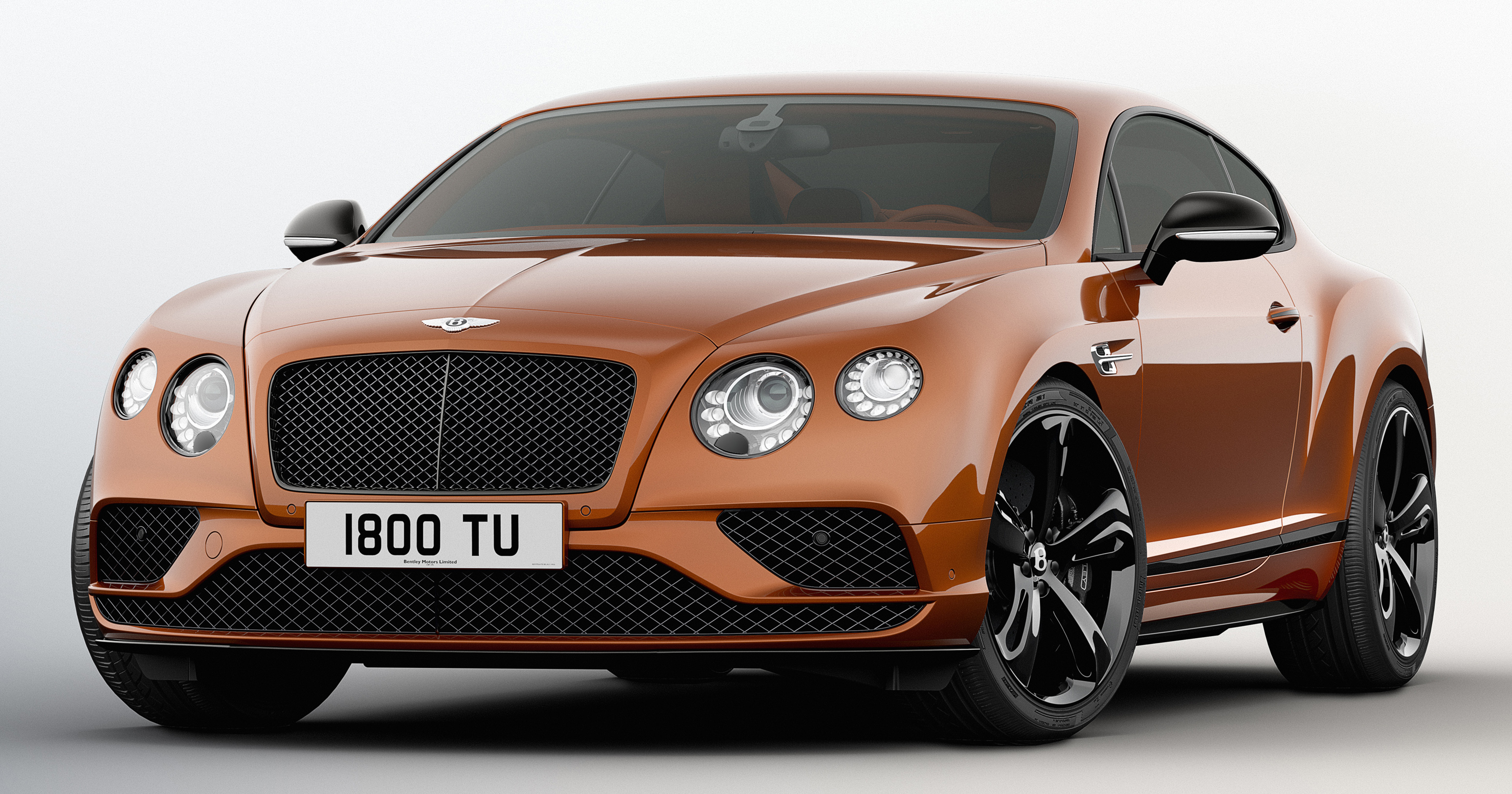 Back to Story: Bentley Continental GT Speed, Black Edition debuts