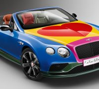 Bentley Continental GT V8 S Convertible Sir Peter Blake 7