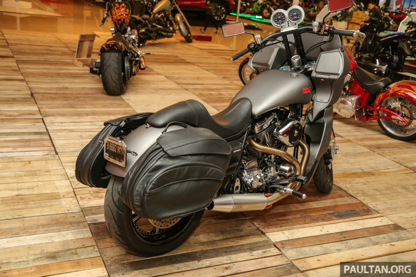 IIMS 2016: Big Bear Choppers Titanium on display Image #475711