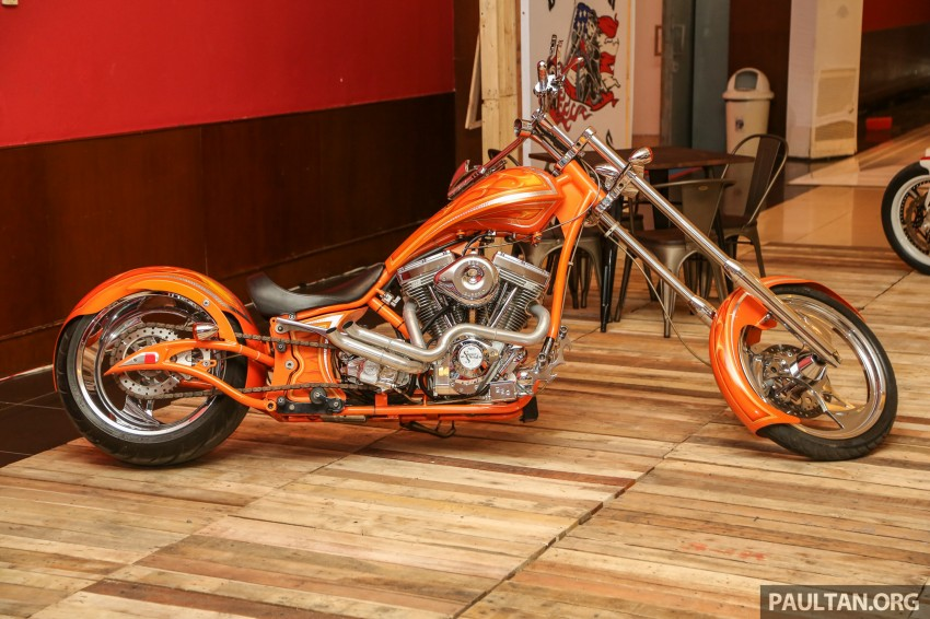 IIMS 2016: Big Bear Choppers Titanium on display Image #475713