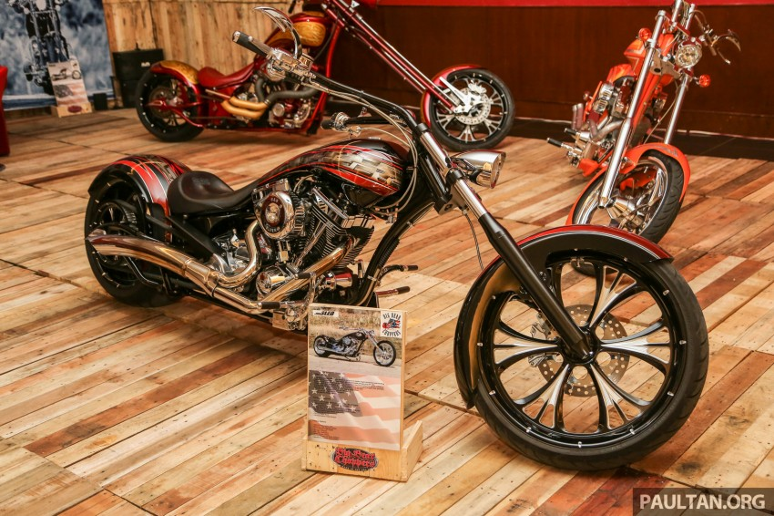 IIMS 2016: Big Bear Choppers Titanium on display Image #475718