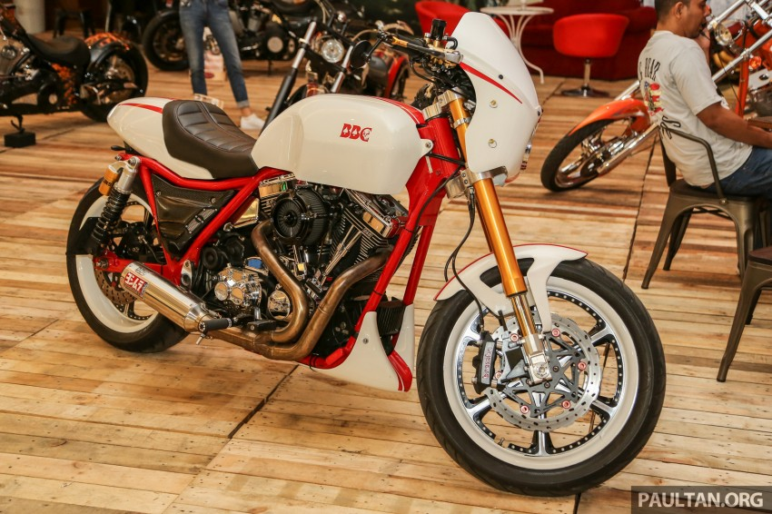 IIMS 2016: Big Bear Choppers Titanium on display Image #475705