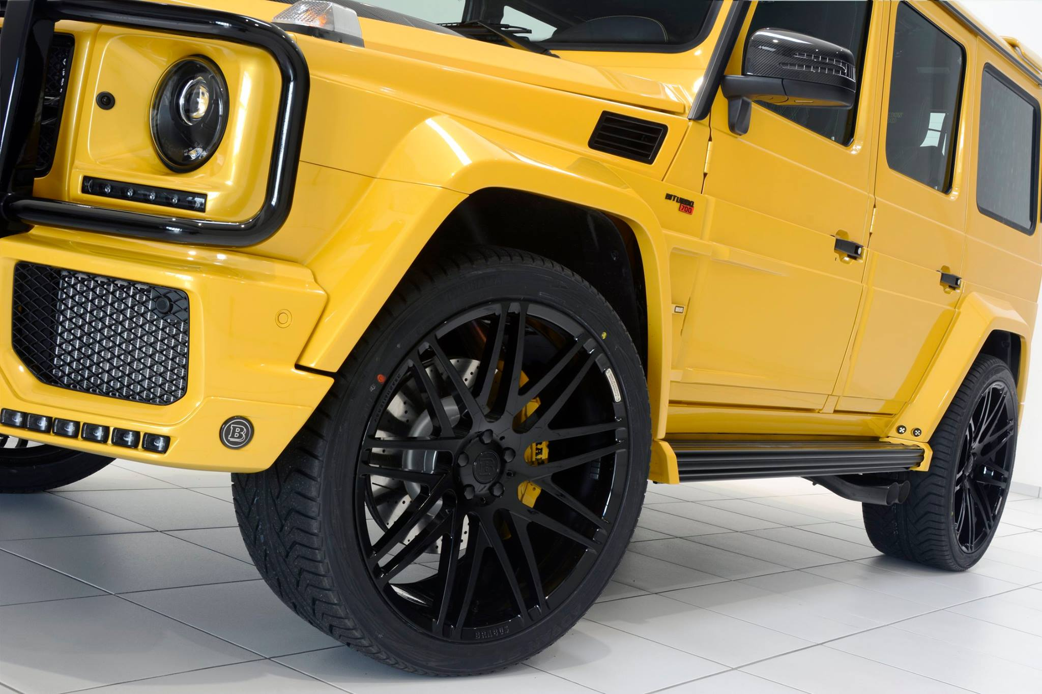 Mercedes G63 2018 >> Brabus G63 Widestar 700 – subtle, this is certainly not Paul Tan - Image 478480