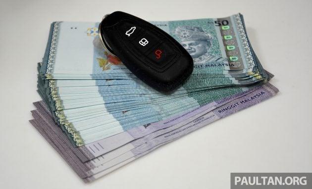 Car loan purchase bankrupt