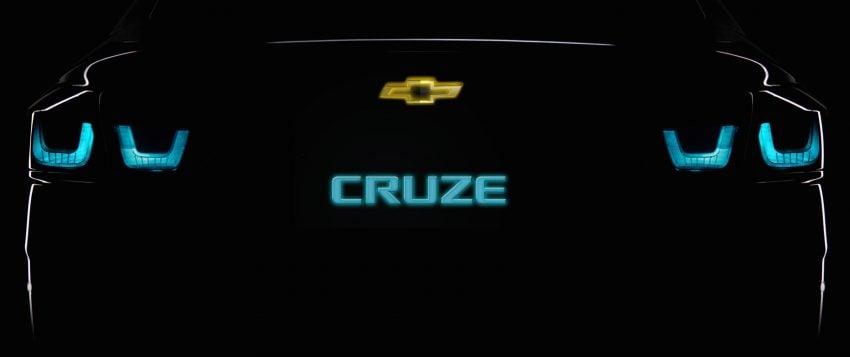 Chevrolet Cruze inspired by <em>TRON: Legacy</em> showcased Image #484083