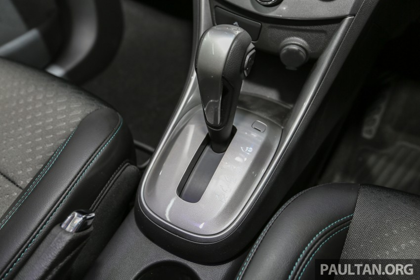 IIMS 2016: Chevrolet Trax – turbo-powered HR-V rival Image #474109