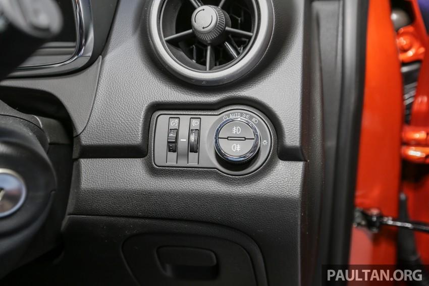 IIMS 2016: Chevrolet Trax – turbo-powered HR-V rival Image #474110