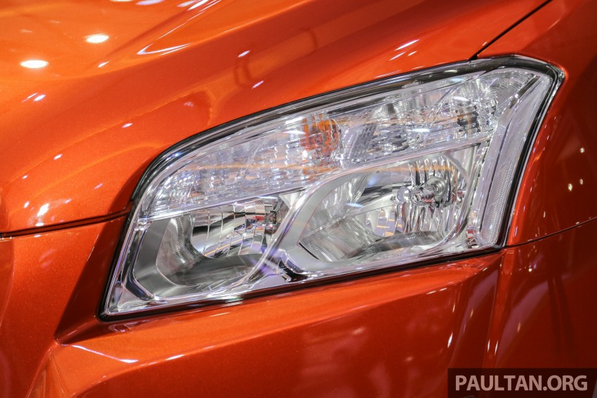 IIMS 2016: Chevrolet Trax – turbo-powered HR-V rival Image #474090