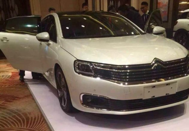 Citroen C6 leaked images-01