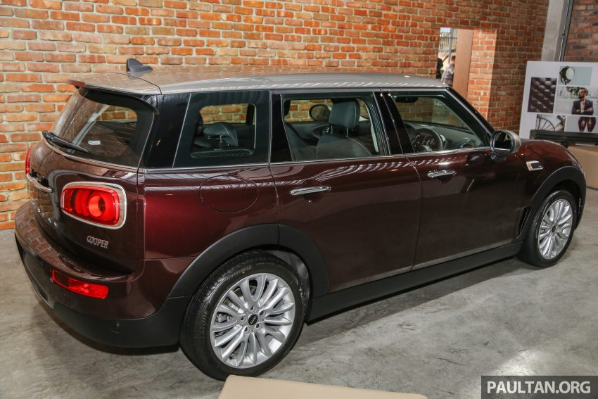 F54 MINI Clubman launched in Malaysia – six doors, 136 hp Cooper and 192 hp Cooper S, RM204k-RM254k Image #482003