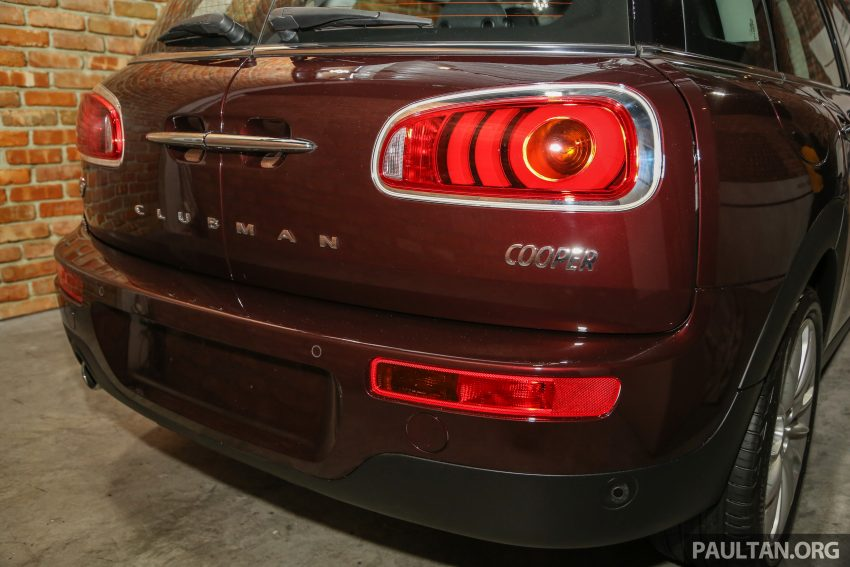 F54 MINI Clubman launched in Malaysia – six doors, 136 hp Cooper and 192 hp Cooper S, RM204k-RM254k Image #482005