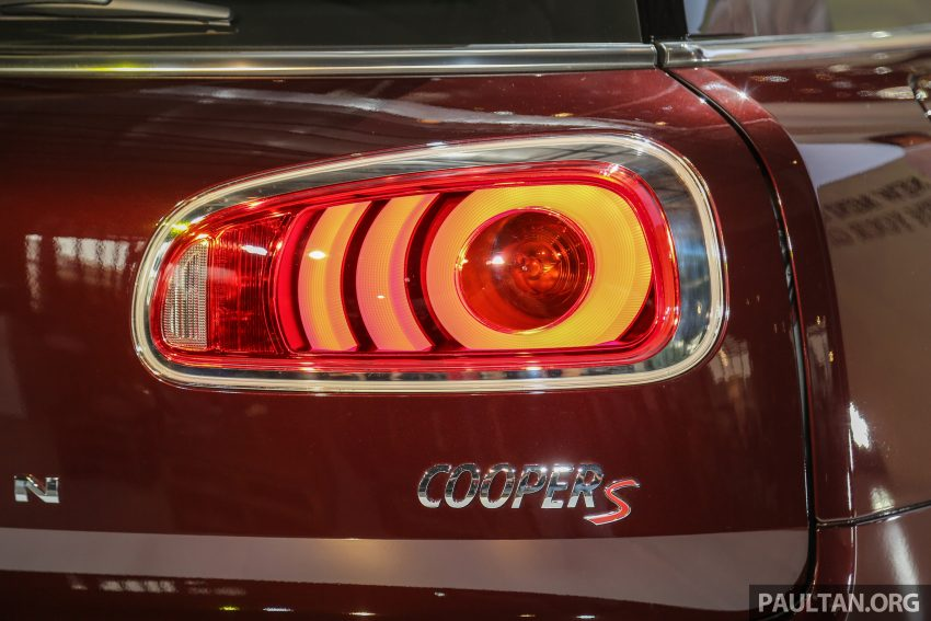 F54 MINI Clubman launched in Malaysia – six doors, 136 hp Cooper and 192 hp Cooper S, RM204k-RM254k Image #482023