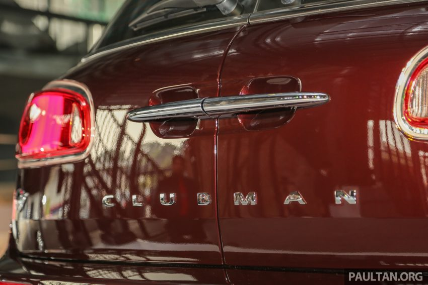 F54 MINI Clubman launched in Malaysia – six doors, 136 hp Cooper and 192 hp Cooper S, RM204k-RM254k Image #482025