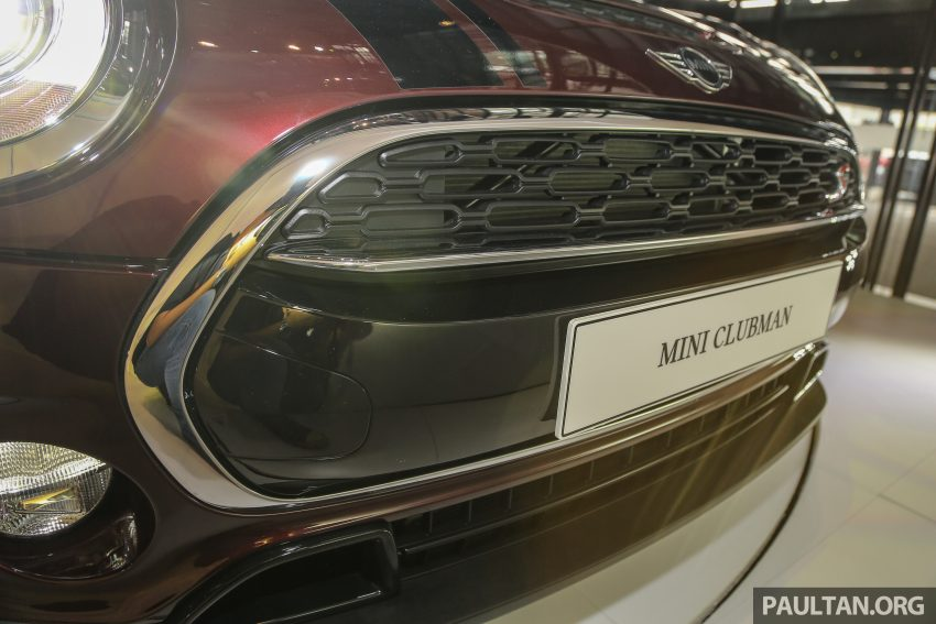 F54 MINI Clubman launched in Malaysia – six doors, 136 hp Cooper and 192 hp Cooper S, RM204k-RM254k Image #482013