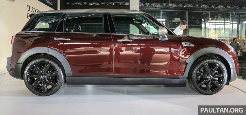F54 MINI Clubman launched in Malaysia – six doors, 136 hp Cooper and 192 hp Cooper S, RM204k-RM254k Image #482014