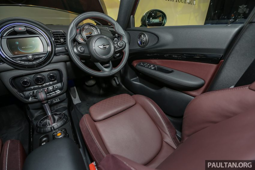 F54 MINI Clubman launched in Malaysia – six doors, 136 hp Cooper and 192 hp Cooper S, RM204k-RM254k Image #482076