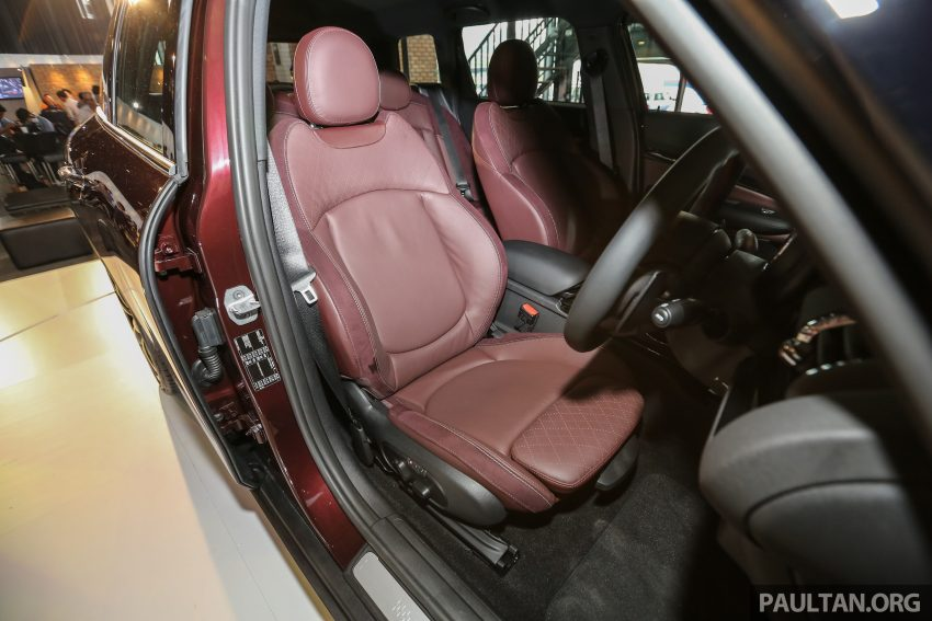 F54 MINI Clubman launched in Malaysia – six doors, 136 hp Cooper and 192 hp Cooper S, RM204k-RM254k Image #482078