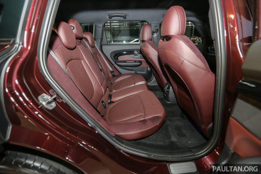 F54 MINI Clubman launched in Malaysia – six doors, 136 hp Cooper and 192 hp Cooper S, RM204k-RM254k Image #482079