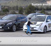 Euro NCAP AEB-06