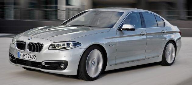 F10 BMW 5 Series sedan-01