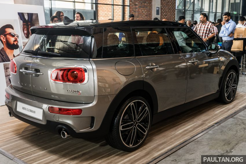 F54 MINI Clubman launched in Malaysia – six doors, 136 hp Cooper and 192 hp Cooper S, RM204k-RM254k Image #481889