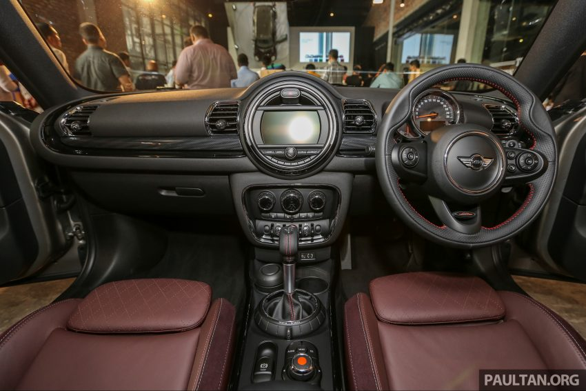 F54 MINI Clubman launched in Malaysia – six doors, 136 hp Cooper and 192 hp Cooper S, RM204k-RM254k Image #482268