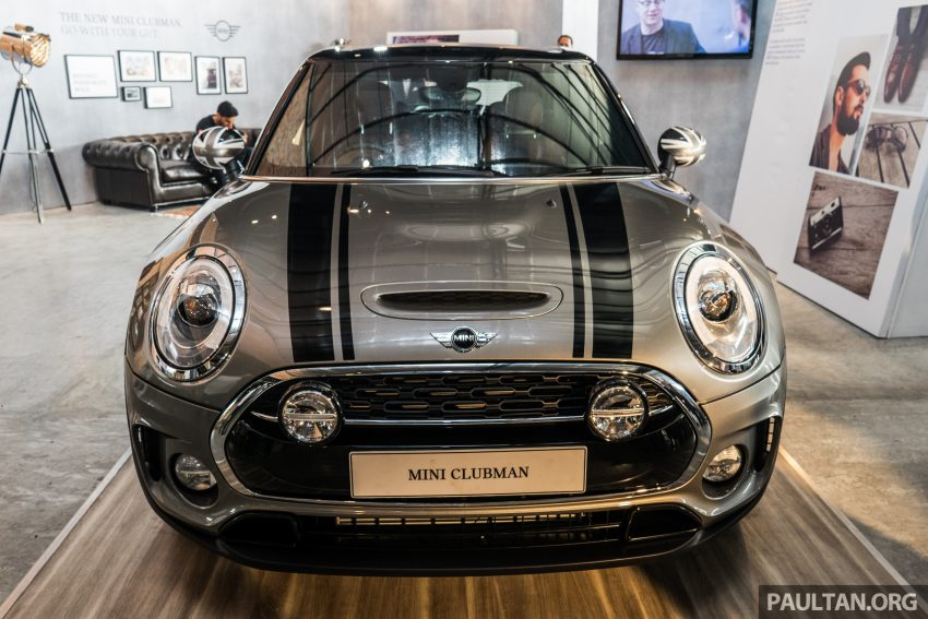 F54 MINI Clubman launched in Malaysia – six doors, 136 hp Cooper and 192 hp Cooper S, RM204k-RM254k Image #481890