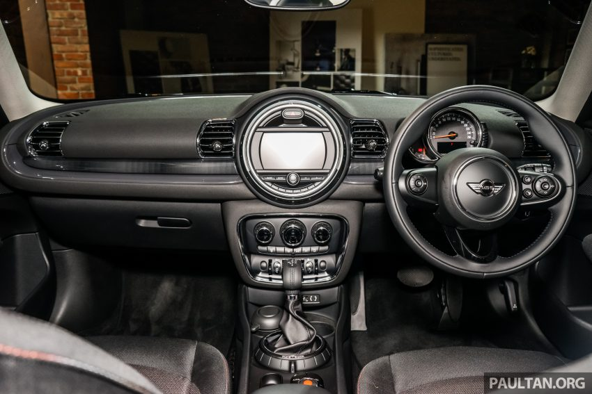 F54 MINI Clubman launched in Malaysia – six doors, 136 hp Cooper and 192 hp Cooper S, RM204k-RM254k Image #482260