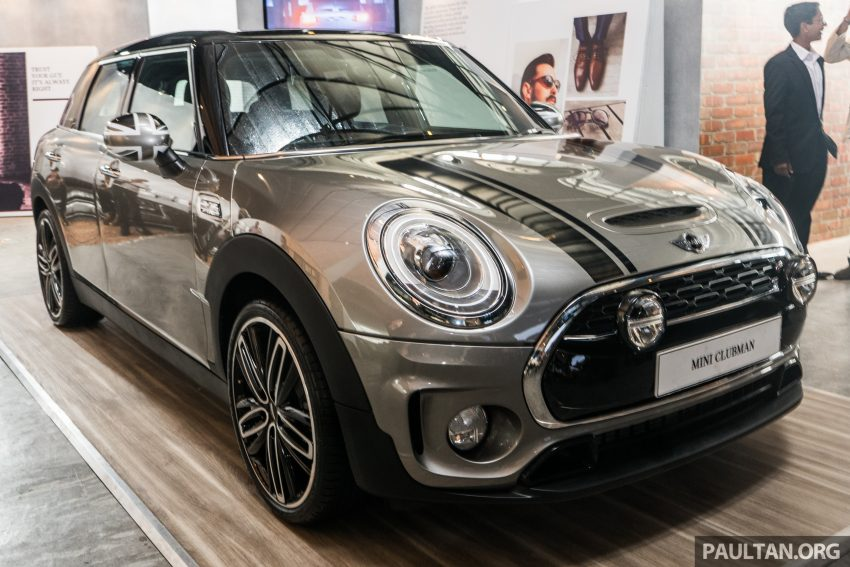 F54 MINI Clubman launched in Malaysia – six doors, 136 hp Cooper and 192 hp Cooper S, RM204k-RM254k Image #481894