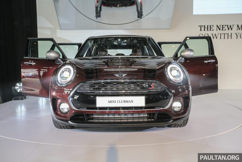 F54 MINI Clubman launched in Malaysia – six doors, 136 hp Cooper and 192 hp Cooper S, RM204k-RM254k Image #481895