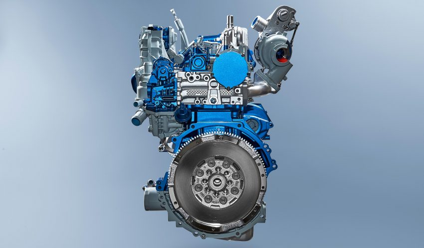 Ford EcoBlue – all-new 2.0 litre turbodiesel engine replaces 2.2 litre Duratorq, 13% more efficient Image #484958