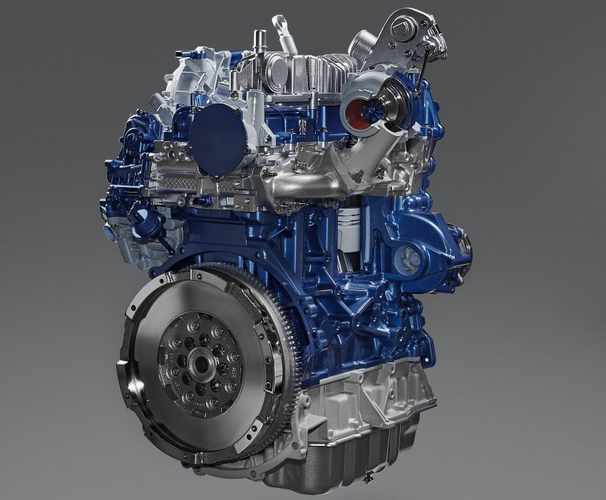 Ford EcoBlue – all-new 2.0 litre turbodiesel engine replaces 2.2 litre Duratorq, 13% more efficient Image #484959