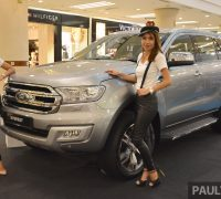 Ford Everest 3.2 Titanium preview-43