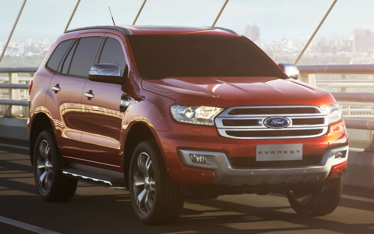 Build A Ford >> Ford invests RM665mil in South Africa to build Everest Paul Tan - Image 472508