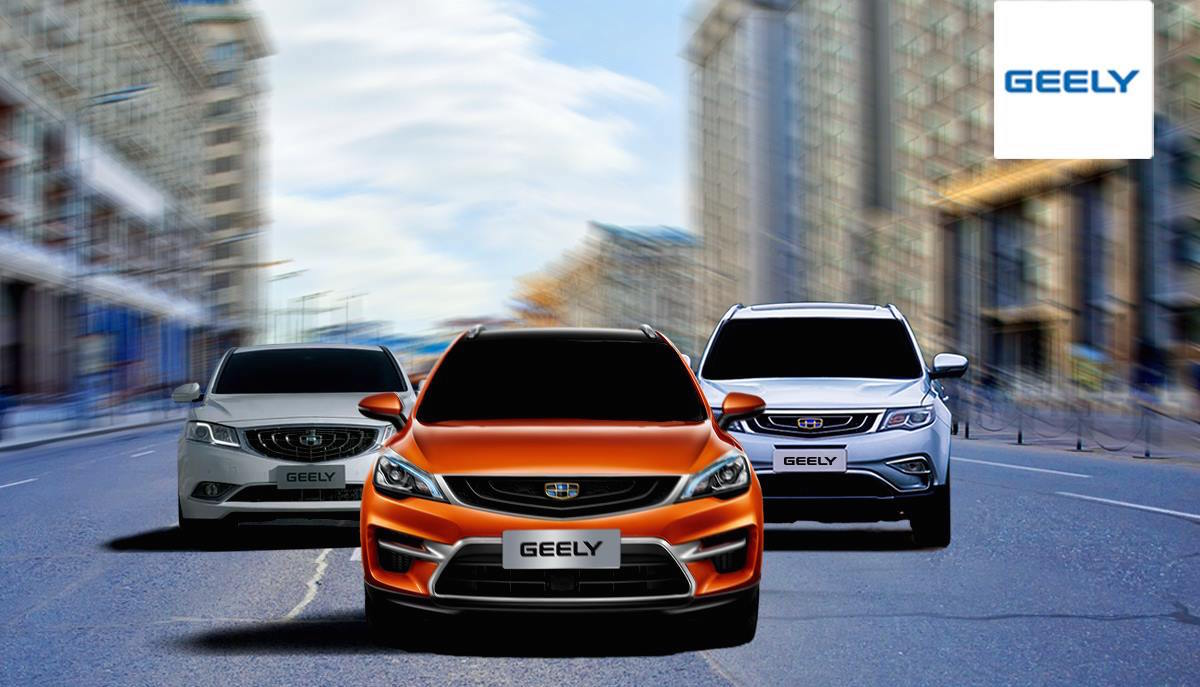 Geely To Launch New L Car Brand Next Year Report