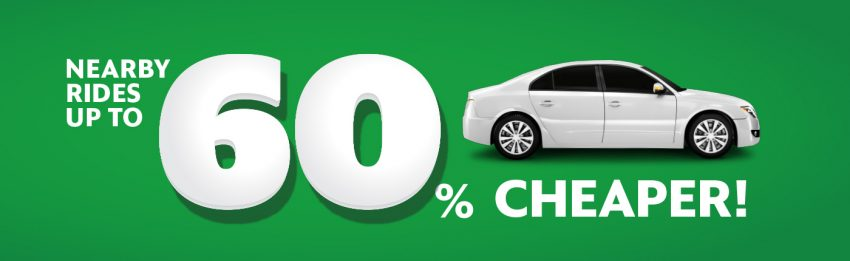AD: GrabCar revises fare structure for short-distance rides – lowers rates for nearby rides as much as 60%! Image #478639