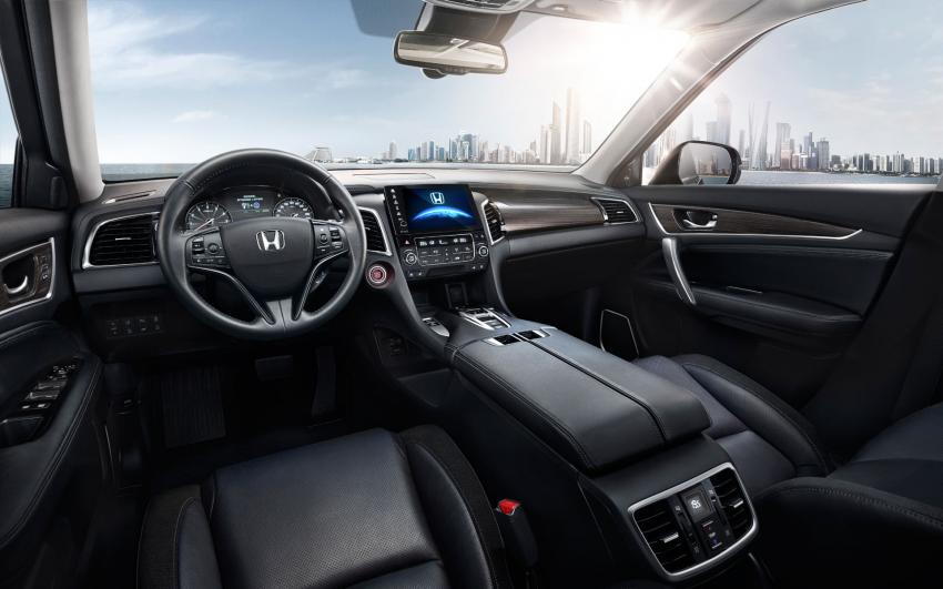 Honda Avancier SUV launched in China – 2.0T, 9AT Image #482694