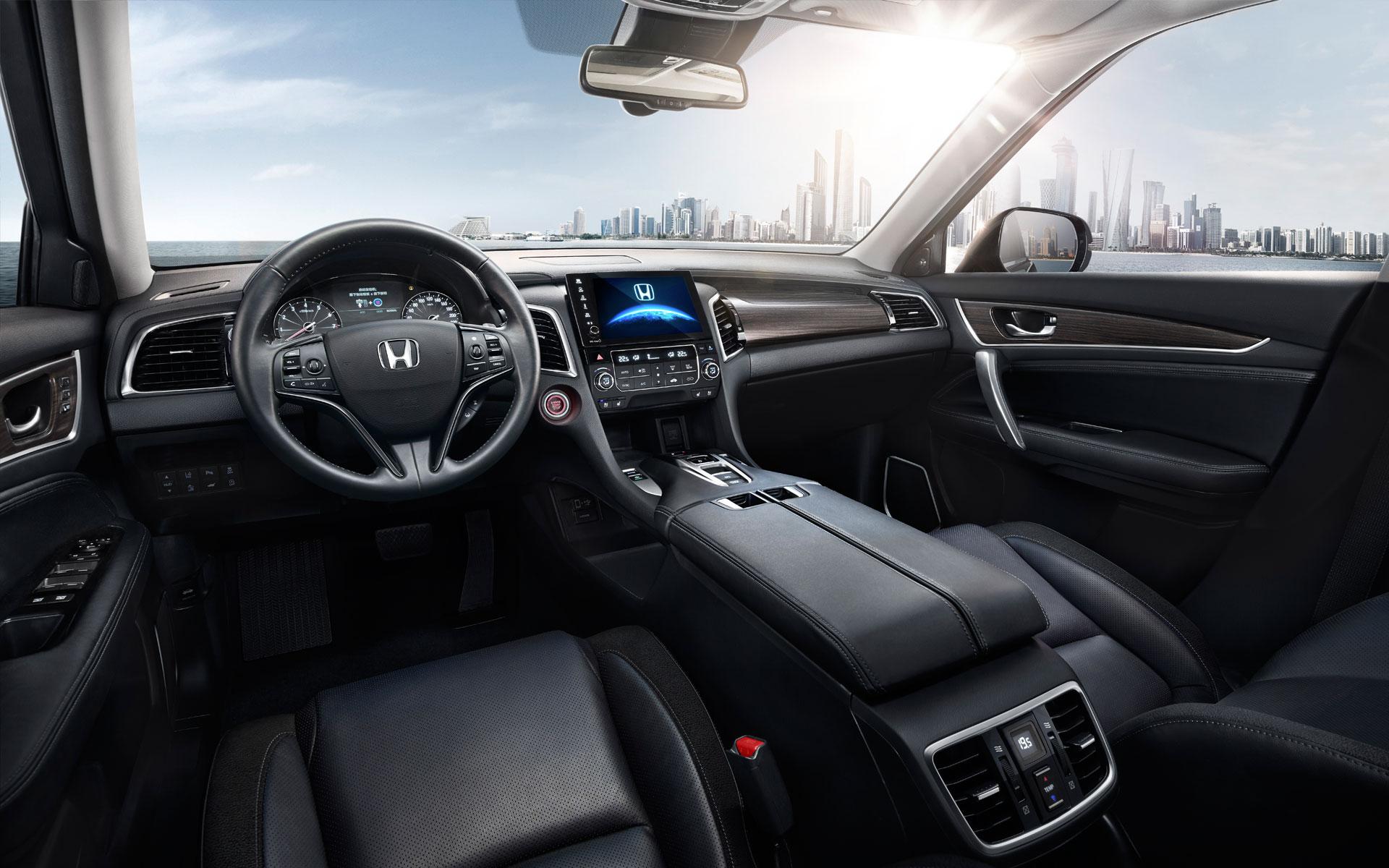 Honda Avancier SUV launched in China – 2.0T, 9AT Image 482694