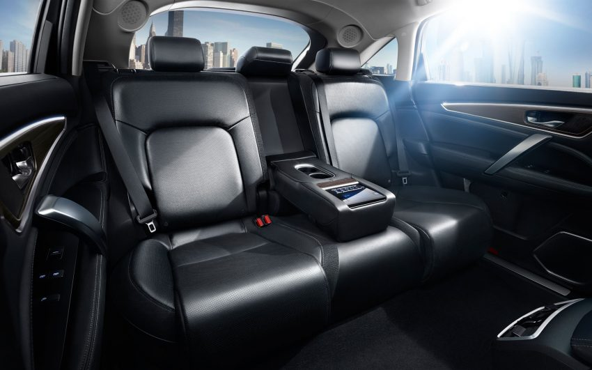 Honda Avancier SUV launched in China – 2.0T, 9AT Image #482695