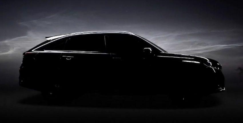 Honda Avancier SUV launched in China – 2.0T, 9AT Image #482697