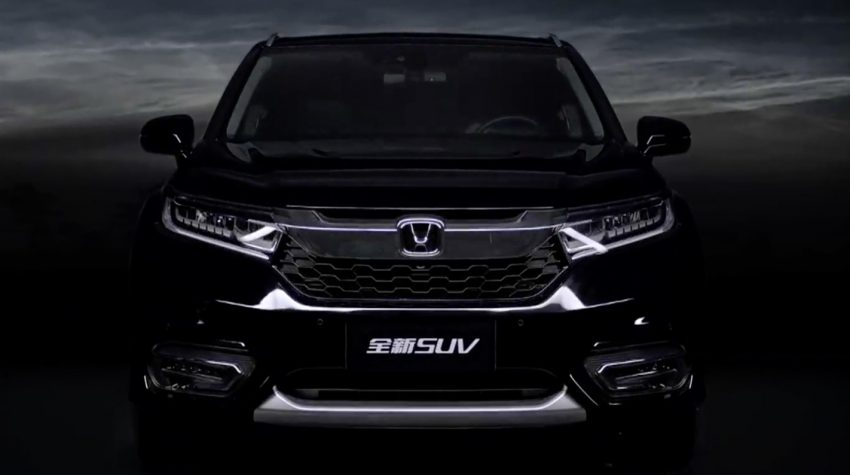 Honda Avancier SUV launched in China – 2.0T, 9AT Image #482700