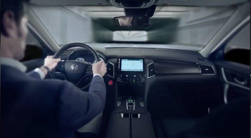 Honda Avancier SUV launched in China – 2.0T, 9AT Image #482710