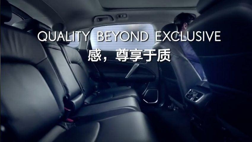 Honda Avancier SUV launched in China – 2.0T, 9AT Image #482711