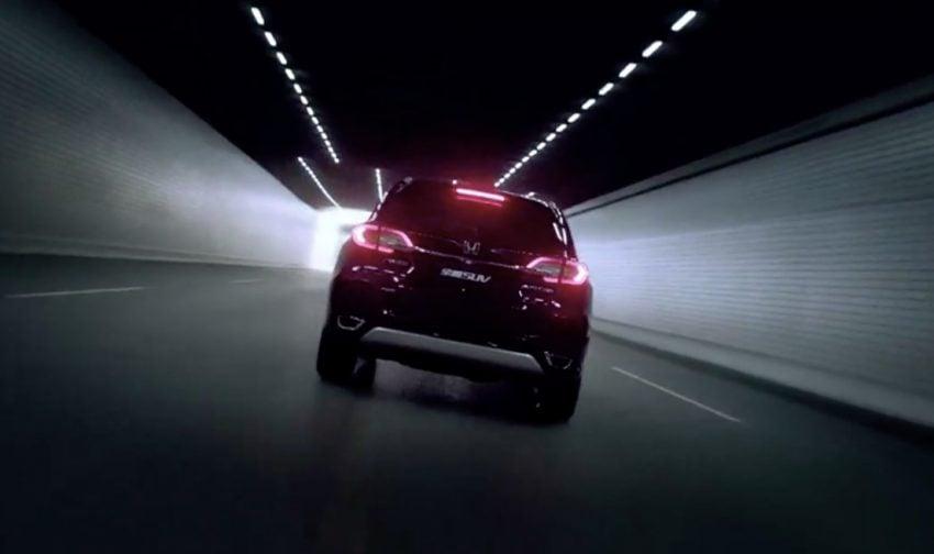 Honda Avancier SUV launched in China – 2.0T, 9AT Image #482719