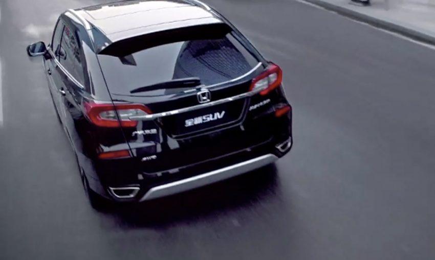 Honda Avancier SUV launched in China – 2.0T, 9AT Image #482720